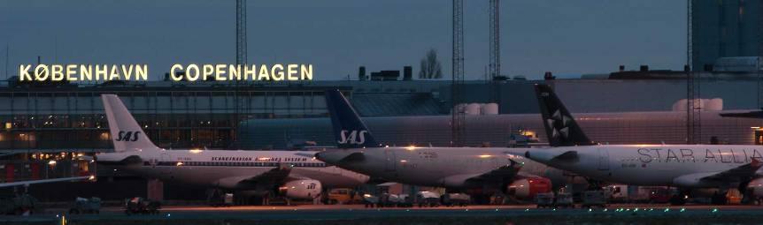 Международно летище Копенхаген (CPH)