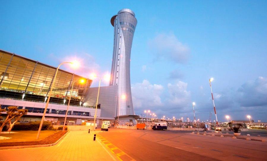 Международно летище Тел Авив Бен Гурион (TLV)