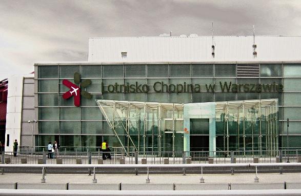 Международно летище Варшава Фредерик Шопен